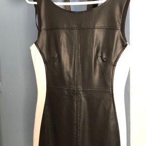 NWT Sanctuary Leather dress